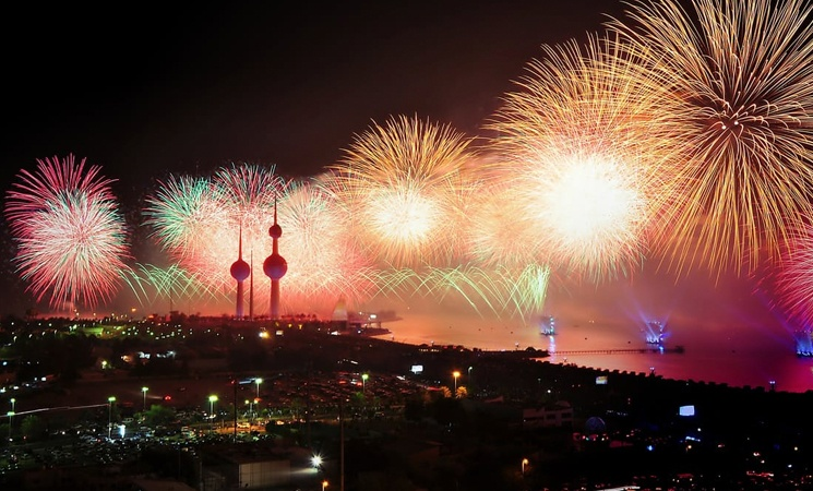 The 5 Best U.S. Cities to Celebrate New Year's Eve