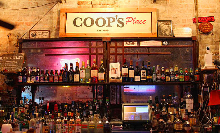 Coops Place in New Orleans