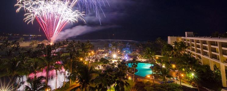 New Years in Honolulu