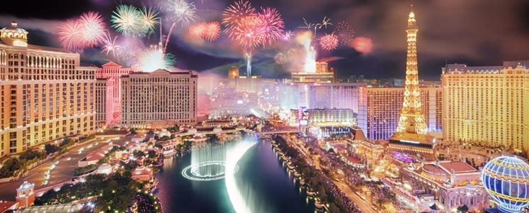 New Years in Las Vegas