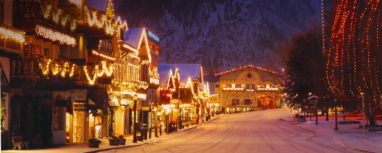 Leavenworth-Washington