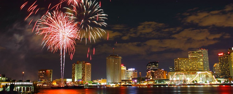 New Years in New Orleans