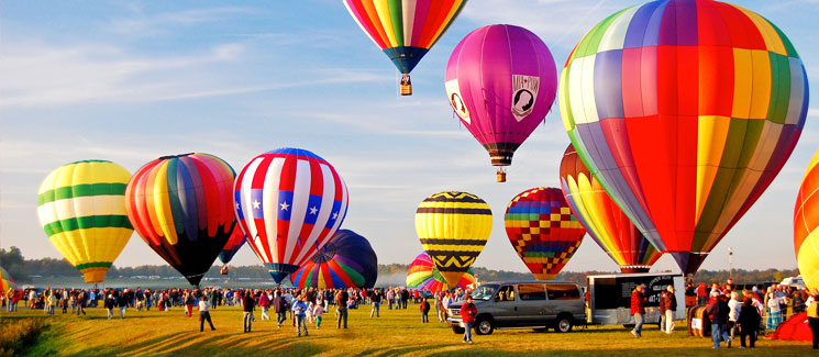 New York Festival of Balloons