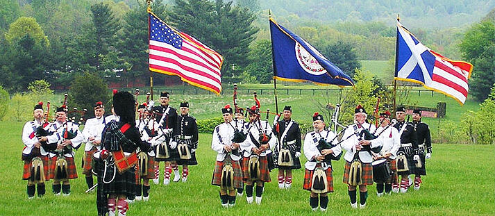 Virginia Scottish Festival