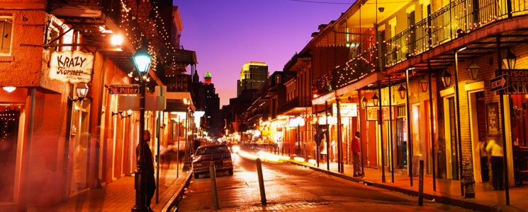 Visit New Orleans in Winter