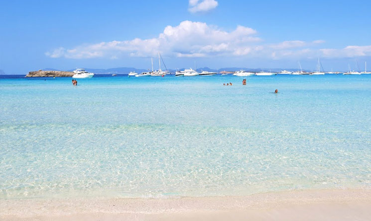 The 7 Most Exquisite Beaches in the World - Playa De Ses Illetes