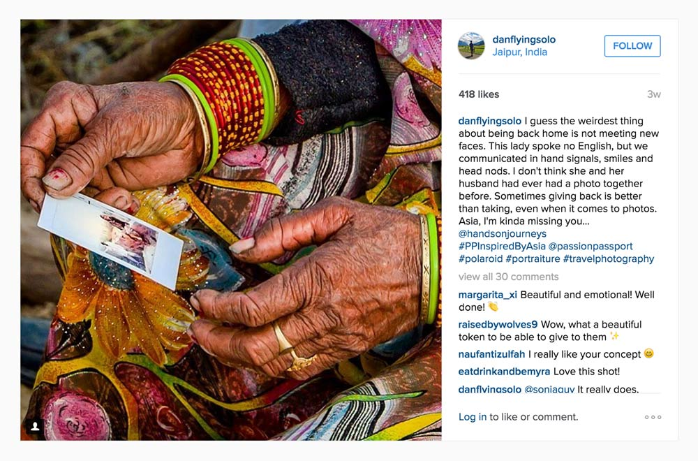 A Deeper Look in to An Instagram Travel Photographer: @danflyingsolo