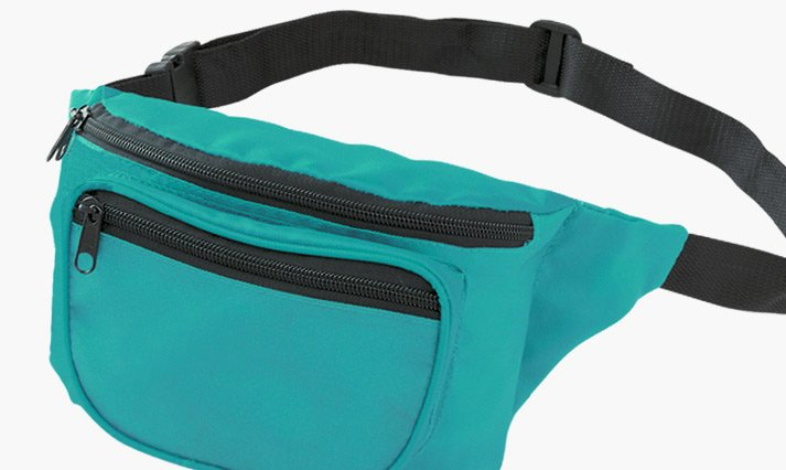 What Not To Pack: Fanny Packs