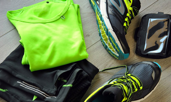 What Not To Pack: Workout Clothes