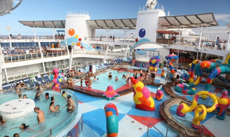 InteleTravel: 5 Family Reunion Cruise Lines